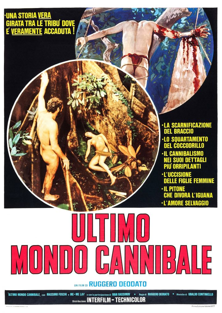 ultimo mondo cannibale